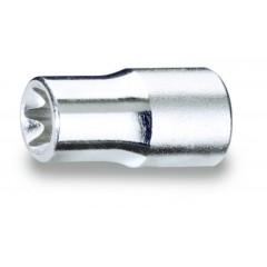 """Chiavi a bussola con attacco quadro femmina 1/4"""" per viti con profilo Torx , cromate - Beta 900FTX"""