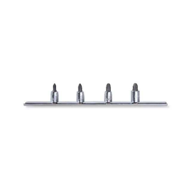 Serie di chiavi a bussola  a giravite per viti con impronta a croce Phillips  con attacco quadro  femmina 1... - Beta 900PH/SB4