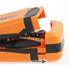Assortimento di 11 chiavi a bussola esagonali, 21 inserti per avvitatori e 7 accessori, in cassetta di plastica - Beta 900/C39