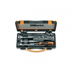 10 bi-hex sockets and 7 accessories for aeronautical maintenance - Beta 900AS/C17-MBM