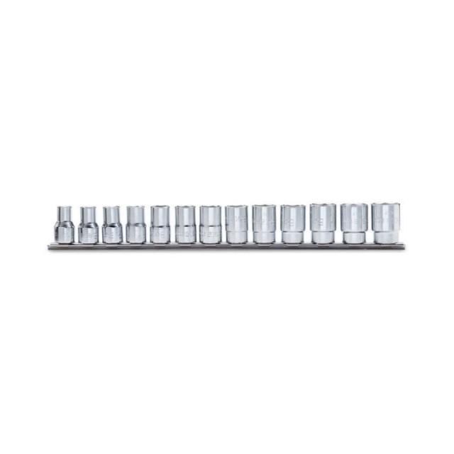 Serie di 13 chiavi a bussola a mano bocca esagonale (art. 910AS) - Beta 910A-AS/SB13