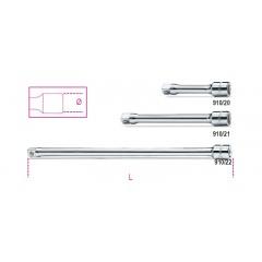 "3/8"" drive extension bars - Beta 910/20 - 910/21 - 910/22"