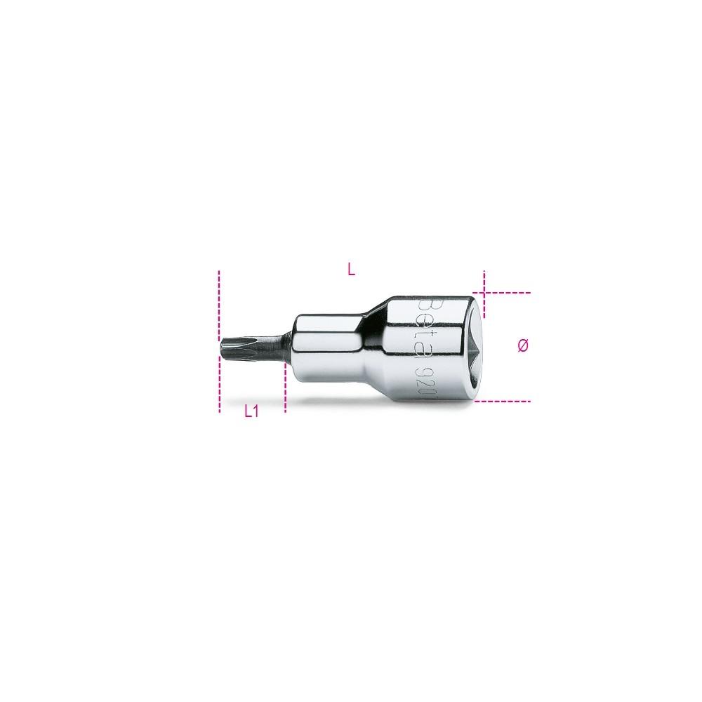 Socket drivers for Torx® head screws - Beta 920TX