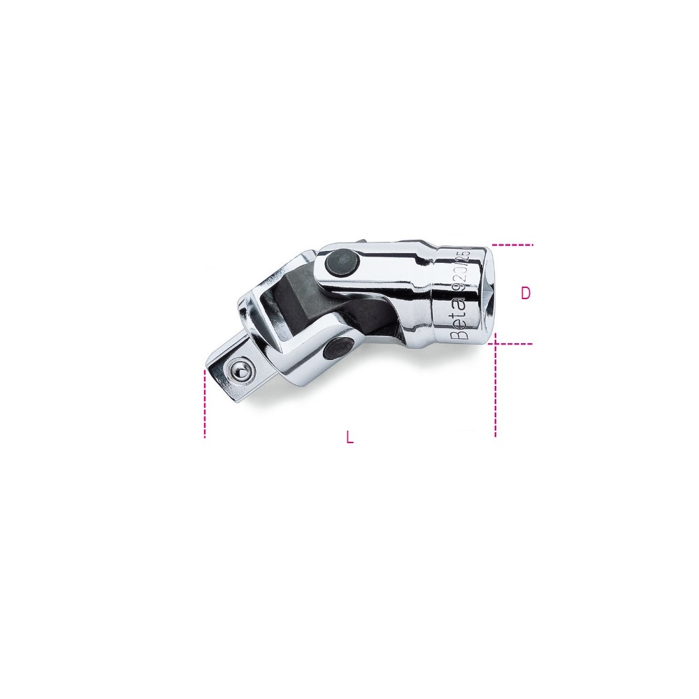 "1/2"" drive universal joint - Beta 920/25"