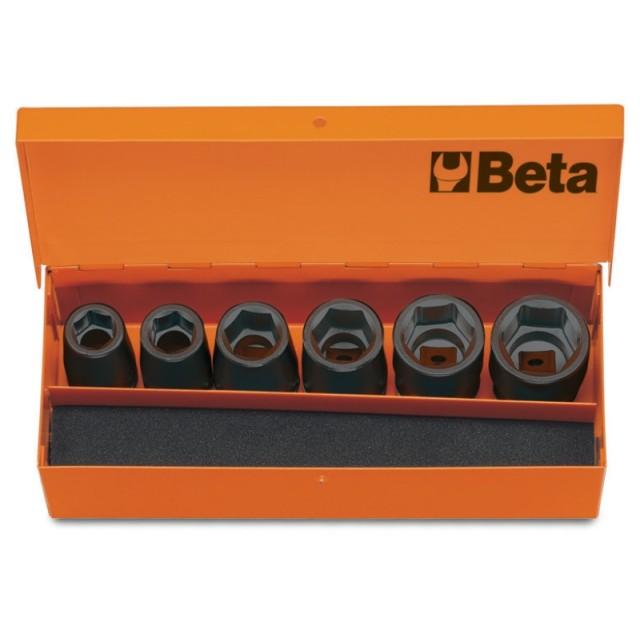 6 Douilles à chocs - Beta 720/C6