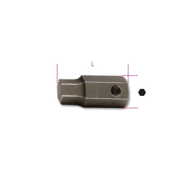 Inserti maschio esagonale attacco 16 mm fosfatati - Beta 727/ES16