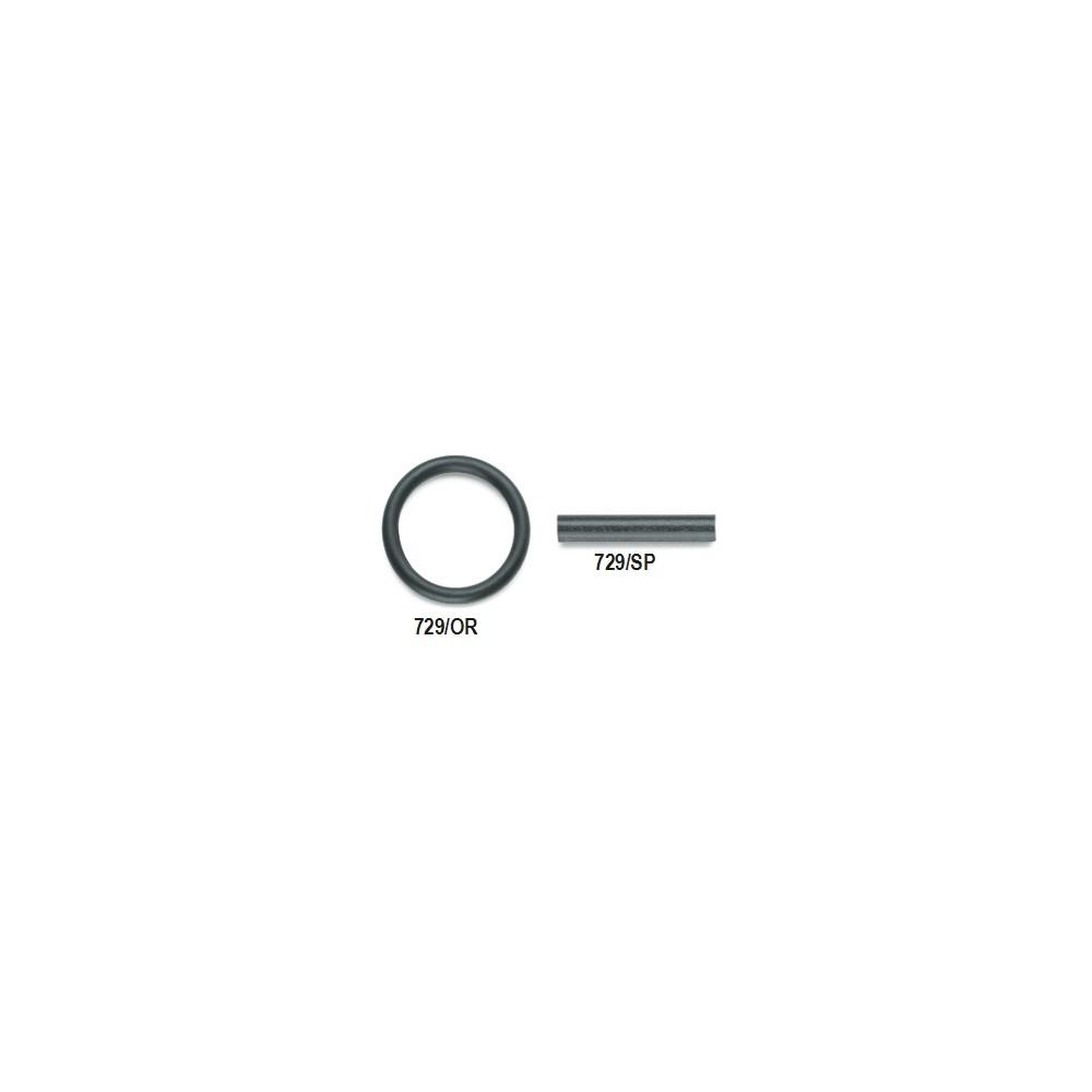 Anelli e spine per bussole e accessori Macchina - Beta 729/OR... - 729/SP...