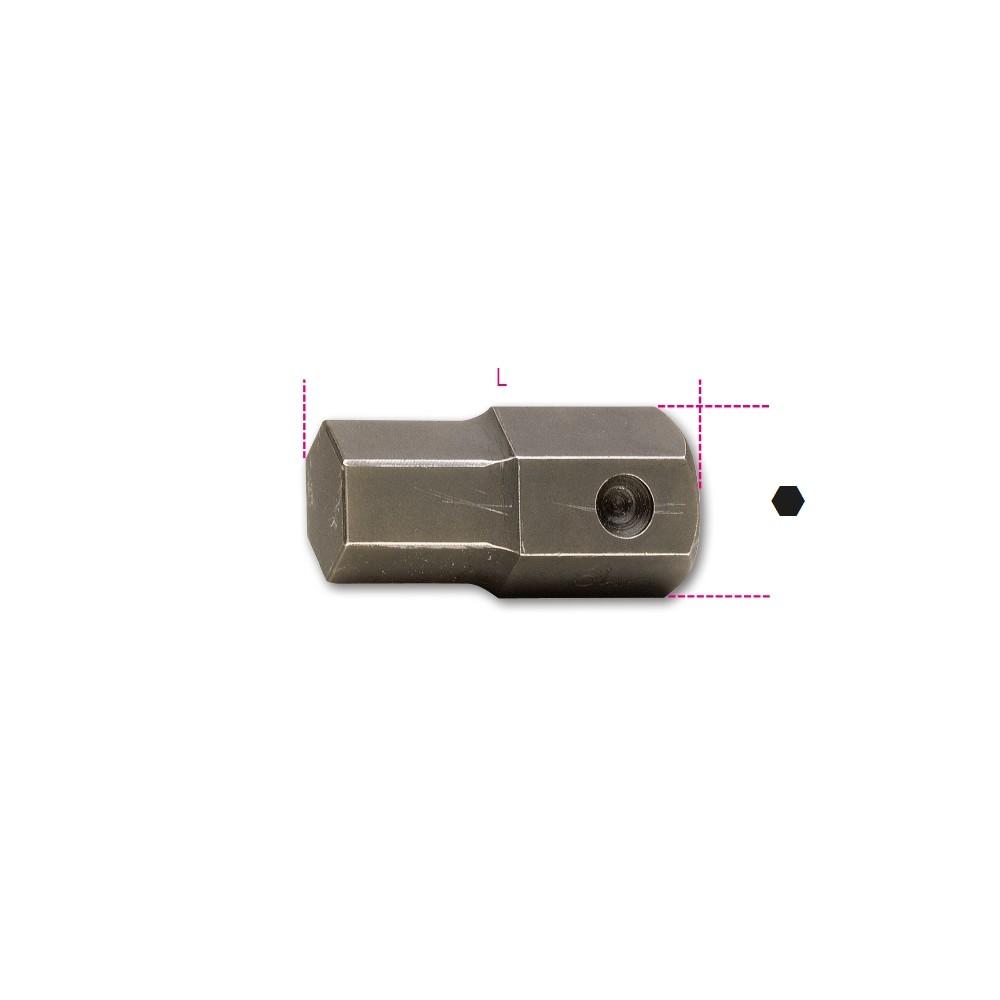 Inserti Macchina maschio esagonale, attacco 32 mm - Beta 727/ES32