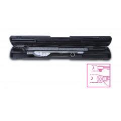 Chiavi dinamometriche a disinnesto con cricchetto semplice per serraggi destrorsi e sinistrorsi (precisione... - Beta 677/CP200