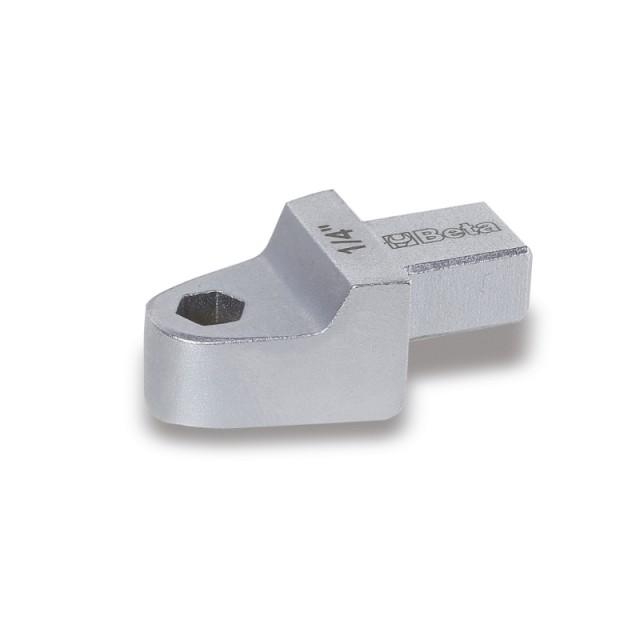 Accessori portainserti per barre dinamometriche con attacco rettangolare, con