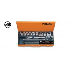 668N/10 hengeres nyomatékkulcs és tartozékai - Beta 671N/C10
