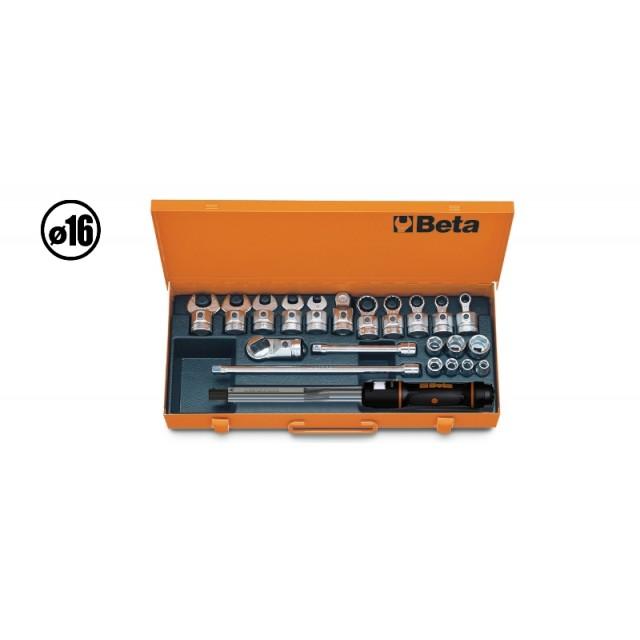 Clé dynamométrique 668N/10 et accessoires - Beta 671N/C10