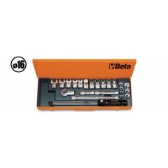 Clé dynamométrique 668N/20 et accessoires - Beta 671N/C20