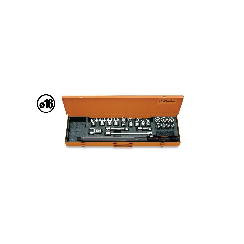 Torque bar item 668N/30 and accessories - Beta 671N/C30