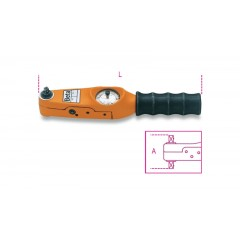 Chiavi dinamometriche a lettura diretta adatte a serraggi destrorsi e sinistrorsi precisione di serraggio ± 4% - Beta 590 - 592
