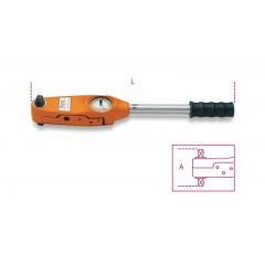 Chiavi dinamometriche a lettura diretta adatte a serraggi destrorsi e sinistrorsi precisione di serraggio ± 4% - Beta 594