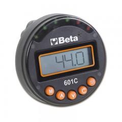 Goniometro digitale per serraggi angolari, magnetico - Beta 601C
