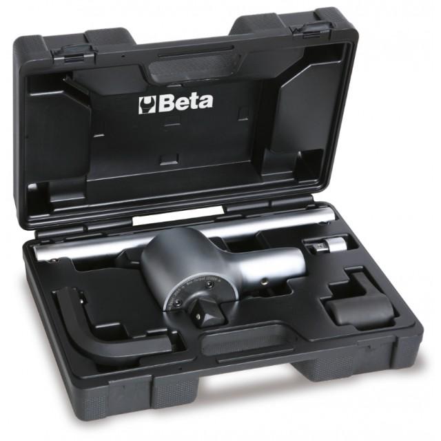Moltiplicatore di coppia destrorso/sinistrorso in valigetta di materiale plastico Rapporto 12: 1 - Beta 560/C12