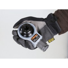 Torque multiplier for right-hand and left-hand tightening, ratio 5:1, with two reaction feet - Beta 561/1