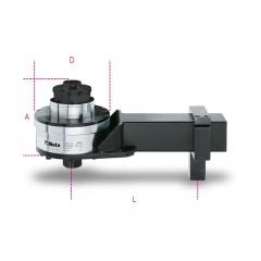 Moltiplicatore di coppia destrorso/sinistrorso rapporto 25: 1 con dispositivo antiritorno - Beta 565/5R