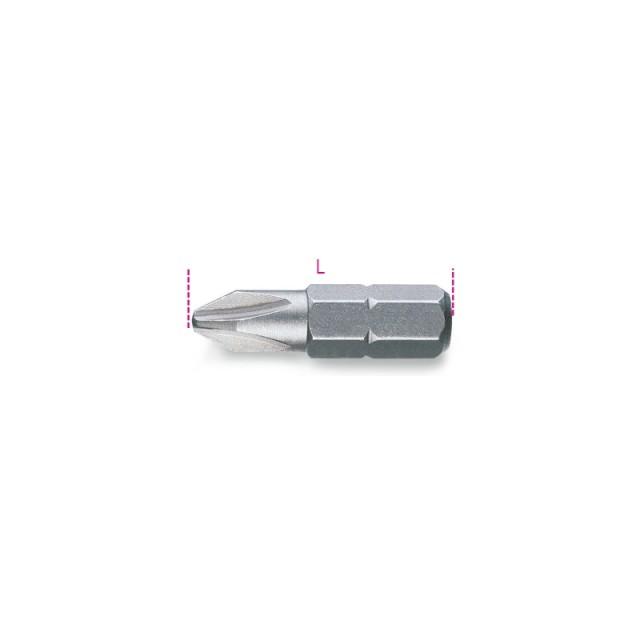 Inserti per avvitatori per viti con impronta a croce Phillips  - Beta 861PH