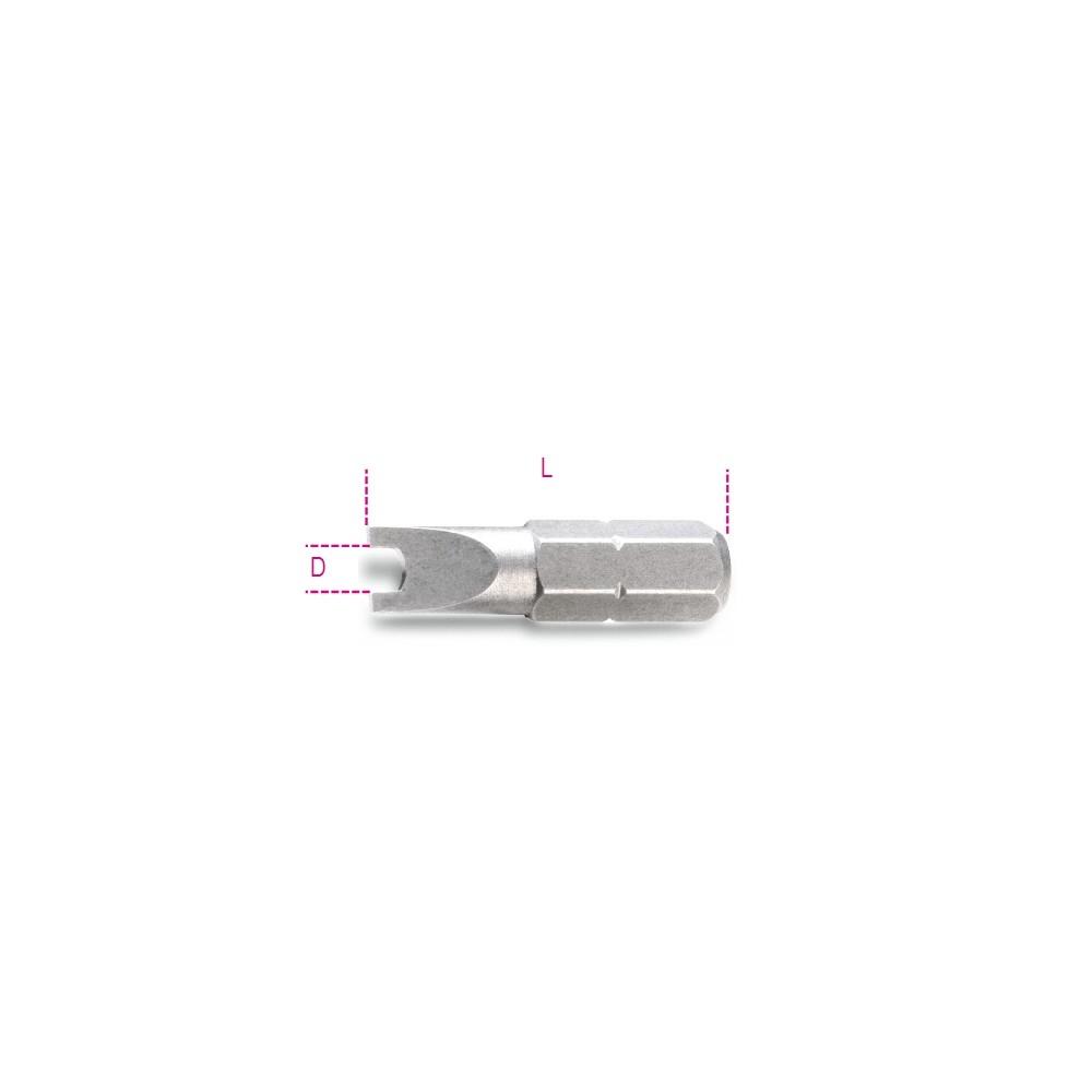 Inserti per avvitatori per viti con impronta Spanner - Beta 861SP