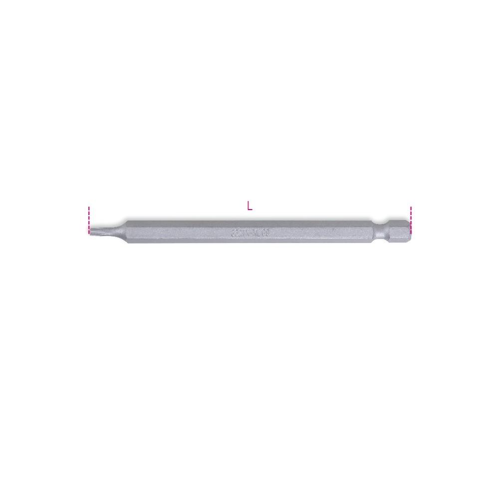 Puntas para tornillos con huella Torx®, modelo largo - Beta 862TX-XL