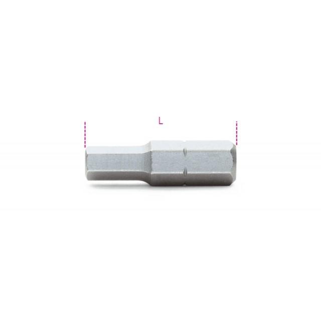 Inserti maschio esagonale per avvitatori - Beta 866PE