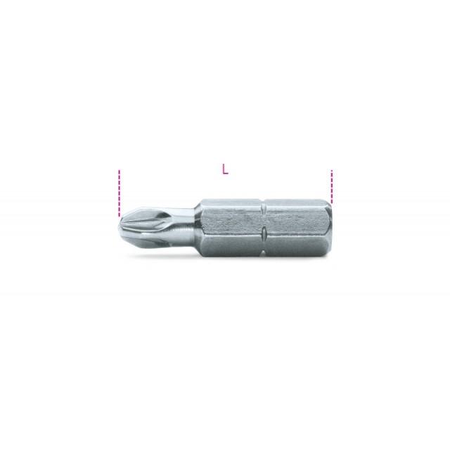 Inserti per avvitatori per viti con impronta a croce Pozidriv  - Supadriv  - Beta 866PZ