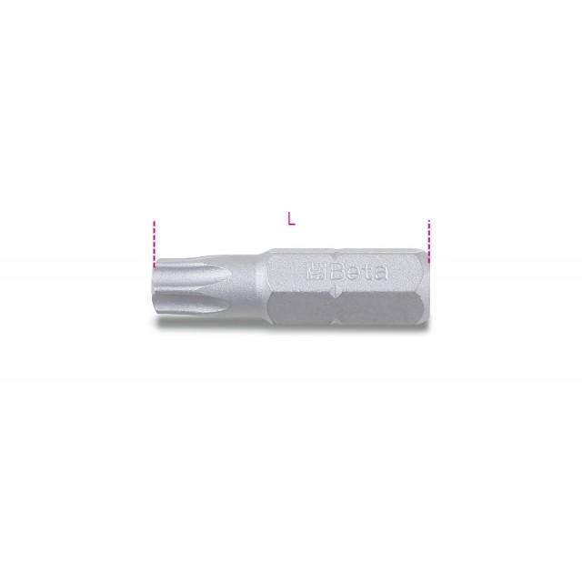 Tamper Resistant Torx(R) csavarhúzóbetétek - Beta 866RTX
