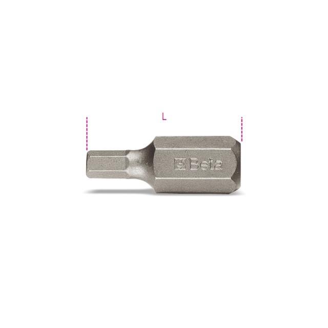 Inserti maschio esagonale - Beta 867PE