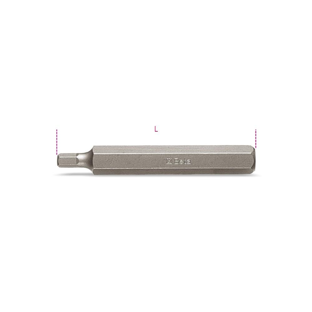 Inserti maschio esagonale modello lungo - Beta 867PE/L