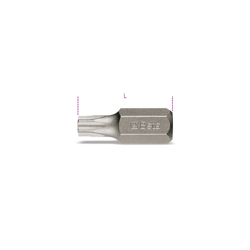 Bits for Torx® head screws - Beta 867TX