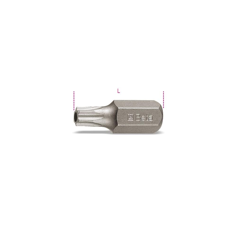Embout avec entraînement hexagonal de 10 mm pour vis Tamper Resistant Torx® - Beta 867RTX