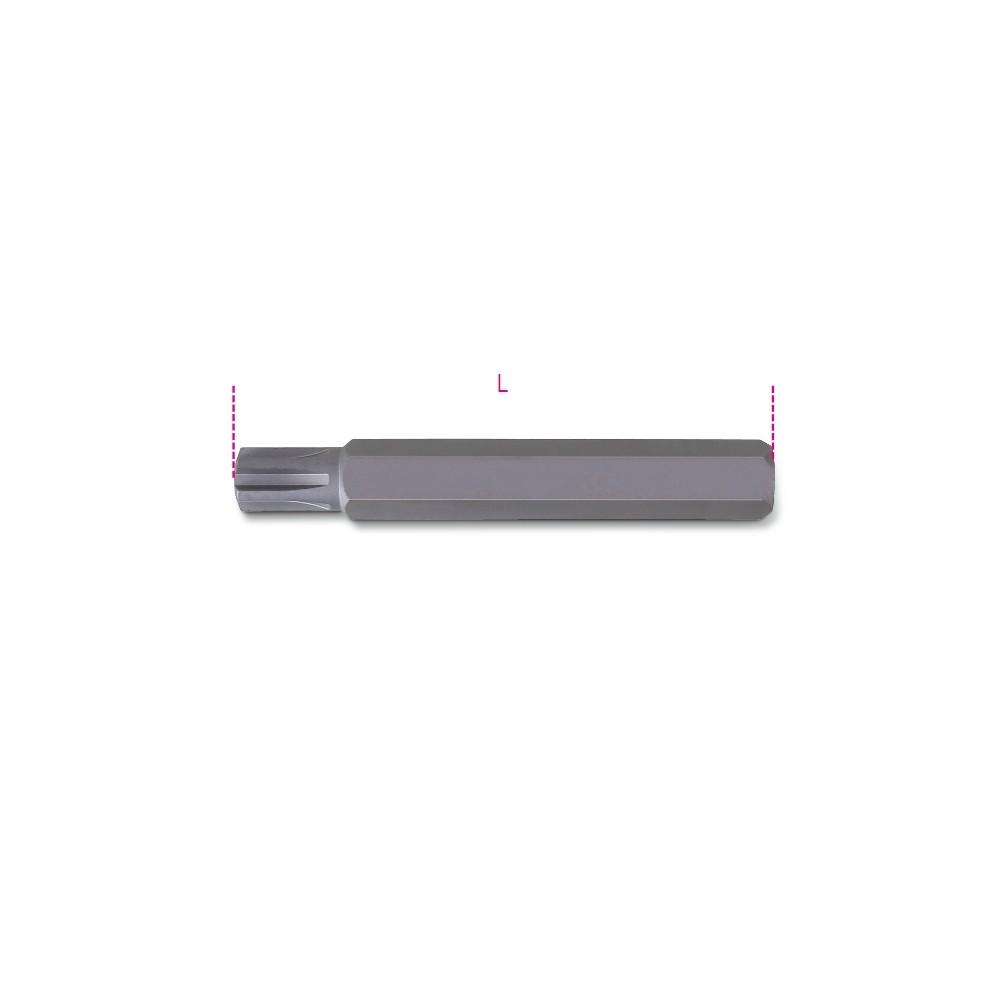 Inserti per avvitatori per viti con impronta RIBE  - Beta 867RIBE/L