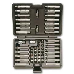 52 hatszögű csavarhúzóbetét,  10 mm és 2 tartozék - Beta 867/C52