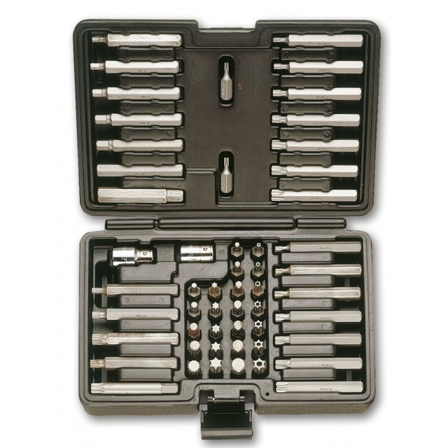 52 hexagon bits, 10 mm  and 2 accessories - Beta 867/C52