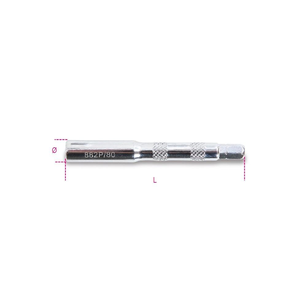 Magnetic bit holder extension bar - Beta 882P