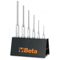 Serie di 6 cacciaspina (art. 31) con supporto - Beta 31_serie