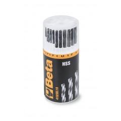 Serie di punte elicoidali cilindriche (art. 410) - Beta 410/SEL