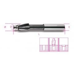 Vezetőcsapos kúpos tágító finom fokozat HSS acélból - Beta 421