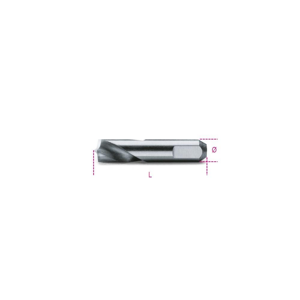 Punte speciali per punti di saldatura in acciaio HSS rettificate - Beta 423A