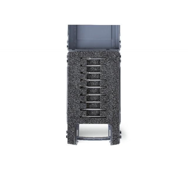 Zestaw 9 pilników obrotowych z węglika spiekanego, w pudełku z tworzywa sztucznego - Beta 426MD-3/A9