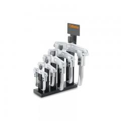 Serie di 5 estrattori universali a due griffe - Beta 1500/SP