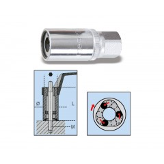 """Roller stud extractors  with 1/2"""" square drives - Beta 1433"""