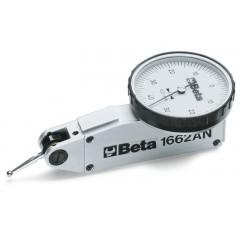 Comparatore a tastatore orientabile in astuccio rigido di materiale plastico - Beta 1662AN