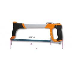 Seghetto con sistema di tensionamento della lama a sgancio rapido - Beta 1726BM