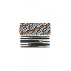 Serie di 5 lime a taglio mezzodolce (art. 1718A6) - Beta 1718A...S5