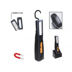 Rechargeable inspection lamp with ultra-high brightness LEDs BETA 1838/11LED