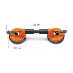 Double suction lifter - Beta 1766